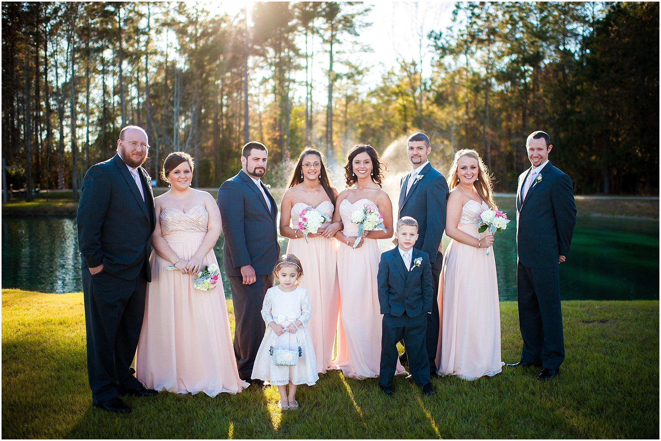 """hidden Acres Wedding"""