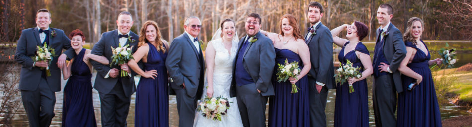 Rebecca and Legare ~ Married |Hidden Acres, SC