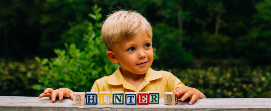 Hunter ~ Baby's First Year | Hartsville, SC
