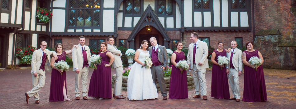 Megan and Mark ~ Married | Chagrin Falls OH